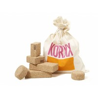 KORXX Baby - 10 kurk blokken en opbergzak