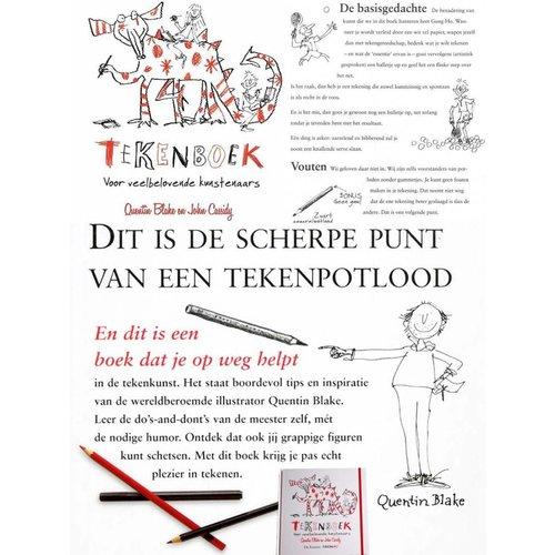 Tekenboek voor veelbelovende tekenkunstenaars