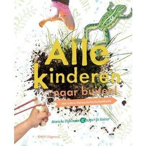 KNNV uitgeverij Natuuractiviteitenboek - Alle kinderen naar buiten!