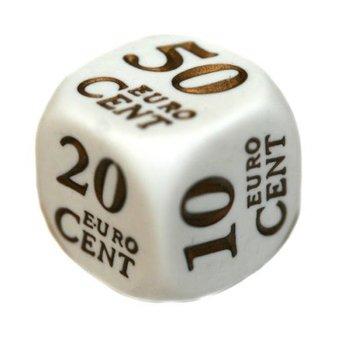 Koplow Games Dobbelstenen Euro  set van twee