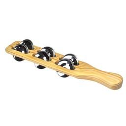 Voggenreiter kindermuziekinstrumenten Voggenreiter Schellen staaf van hout -jingle stick