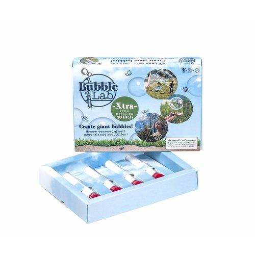 BubbleLab bellenblaasspeelgoed BubbleLab Xtra 10 liter navulverpakking