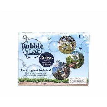 BubbleLab bellenblaasspeelgoed BubbleLab Xtra 5 liter navulverpakking voor super bellenblaas