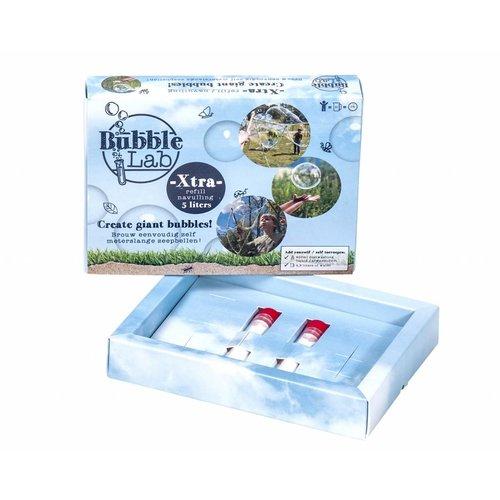 BubbleLab bellenblaasspeelgoed BubbleLab Xtra 5 liter voor gigantische bellenblaas