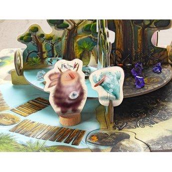 Marbushka fairtrade spellen Güs, een magisch milieuvriendelijk spel