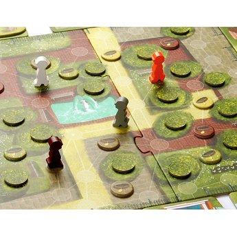 Marbushka fairtrade spellen Dogs and Homes - een vrolijk ecologisch bordspel