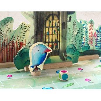 Marbushka fairtrade spellen Drip drop - schuilen tegen de regen