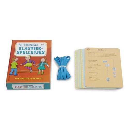 Elastieken doe je met dit doosje met elastiekspellen