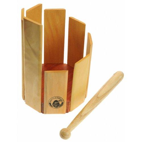 Rattlesnake muziekinstrumenten voor kinderen Rattlesnake Roertrommel