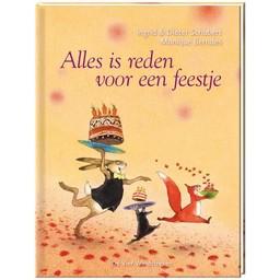 De Vier Windstreken kinderboeken De Vier Windstreken Alles is reden voor een feestje
