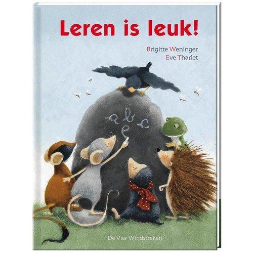 De Vier Windstreken kinderboeken De Vier Windstreken - Leren is leuk