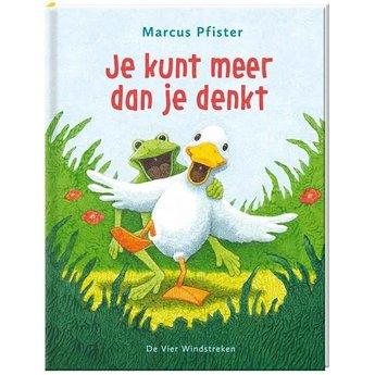 De Vier Windstreken kinderboeken Prentenboek Je kunt meer dan je denkt