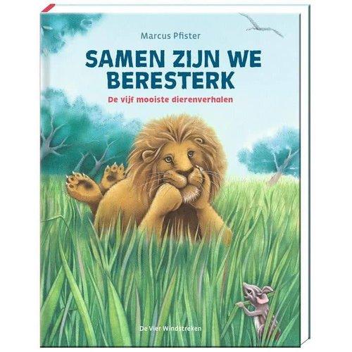 De Vier Windstreken kinderboeken De Vier Windstreken - Samen zijn we beresterk