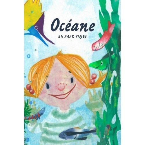 Talismanneke rouwverwerking Talismanneke Oceane en haar visjes zakboekje