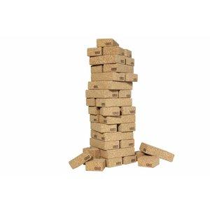 KORXX kurk blokken KORXX Cuboid XL - 140 kurk bouwblokken
