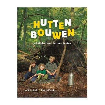 Christofoor kinderboeken Hutten bouwen