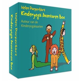 Uitgeverij Ank Hermes kinderboeken Kinderyoga avonturenbox