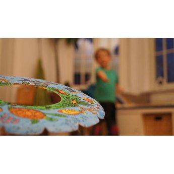 TicToys ecologisch beweegspeelgoed MyRoodi, groepsbox 30 stuks