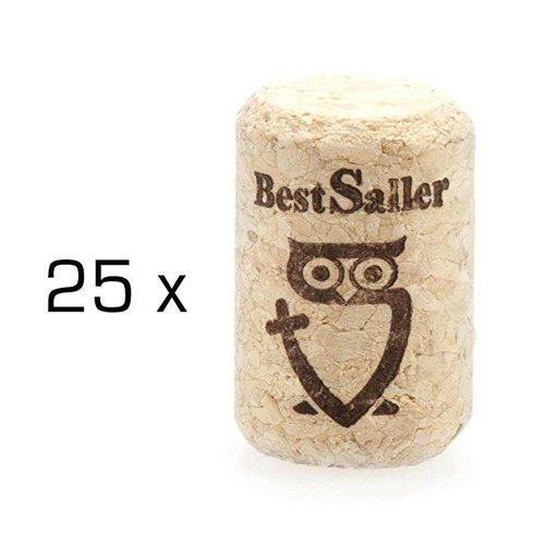 BestSaller Bestsaller Vijfentwintig kurken voor bij de katapult