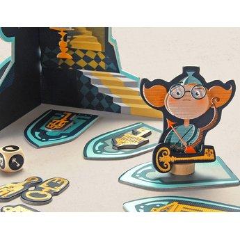 Marbushka fairtrade spellen Ghost and the golden keys - samenwerkingsspel
