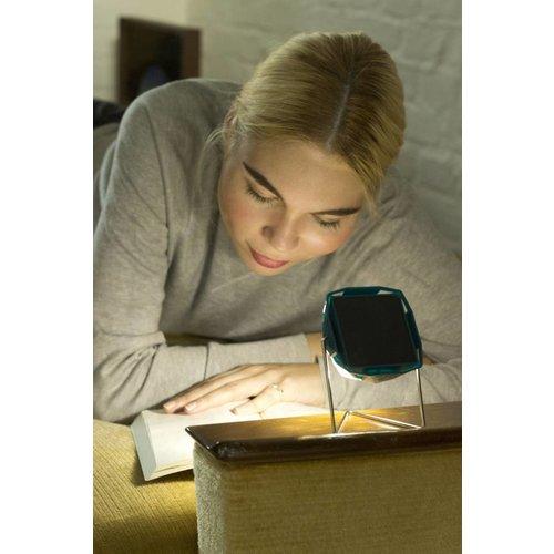 Little Sun zonne-energie lampen Staand lampje 'Diamond' op zonne-energie