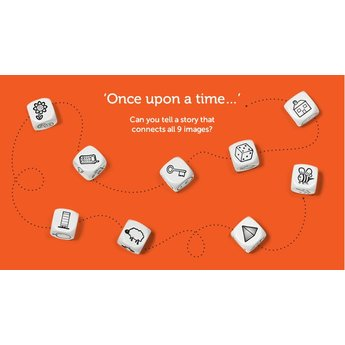 Rory's Story Cubes Rory's Story Cubes original - basisset