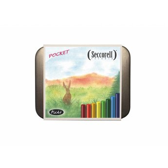 Seccorell Seccorell pocket metalen doos