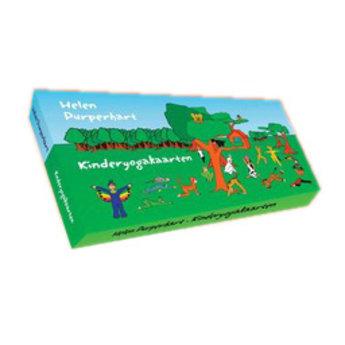 Uitgeverij Ank Hermes kinderboeken Kinderyogakaarten - Helen Purperhart