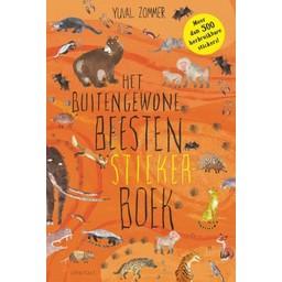 Lemniscaat Het buitengewone beesten stickerboek
