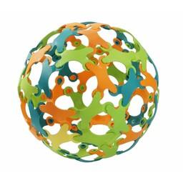 TicToys ecologisch beweegspeelgoed Binabo 60 chips in vier kleuren