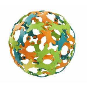 TicToys ecologisch beweegspeelgoed Binabo bioplastic constructiespeelgoed mix 60