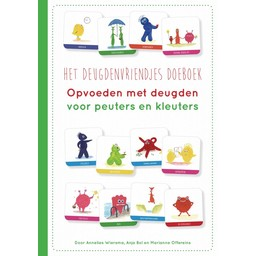 Act on Virtues deugdenproducten Deugdenvriendjes Doeboek