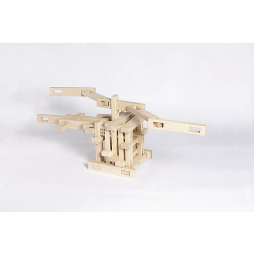 Spinifex Cluster constructiespeelgoed Spinifex Cluster bouwset 55 stuks