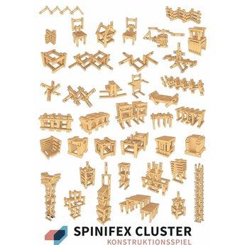 Spinifex Cluster constructiespeelgoed Spinifex Cluster starter 99 KITA