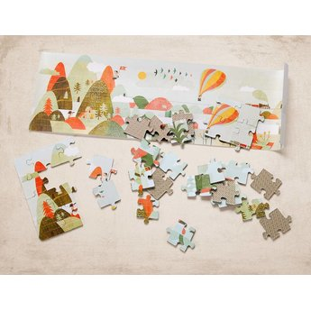 Marbushka fairtrade spellen Colorourful world - Hello Nature