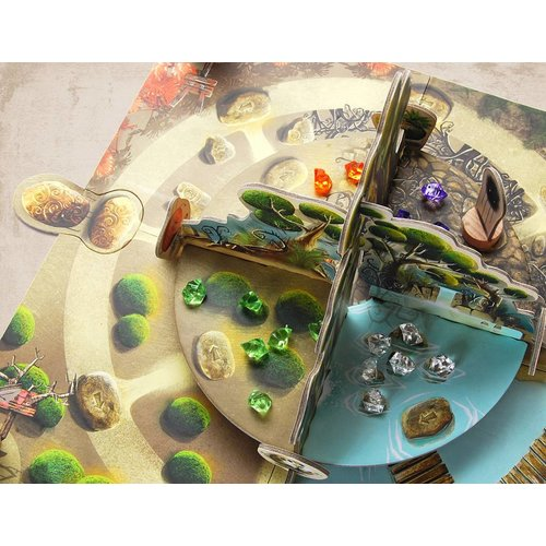 Marbushka fairtrade spellen Gus, een magisch milieuvriendelijk spel