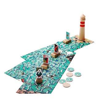 Marbushka The lighthouse - Het vuurtorenspel