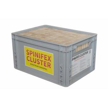 Spinifex Cluster constructiespeelgoed Spinifex Cluster starter 140 bouwblokken