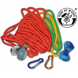 Kids at work kindergereedschap Multi kabel - kabelbaan