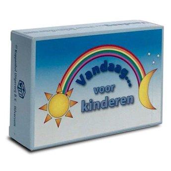 Uitgeverij Koppenhol B.V. Vandaag, kaartjes voor kinderen
