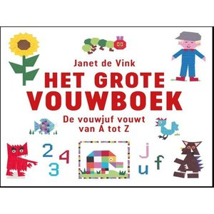 Kosmos Uitgevers kinderboeken Kosmos uitgevers - Het grote vouwboek