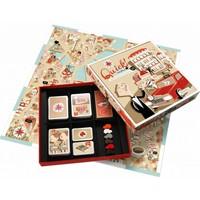 Marbushka Quick, een vrolijk bordspel