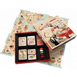 Marbushka fairtrade spellen Quick, een vrolijk bordspel