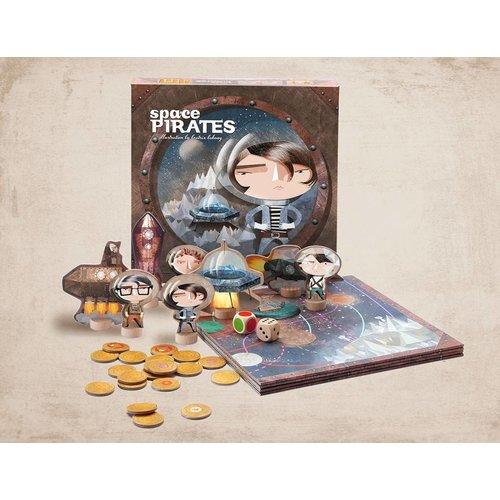 Marbushka fairtrade spellen Space Pirates - ontdek het werk van een echte ruimtepiraat