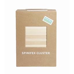 Spinifex Cluster constructiespeelgoed Spinifex Cluster starter 34 stuks