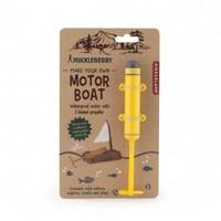 Kikkerland Motor - maak je eigen motorboot