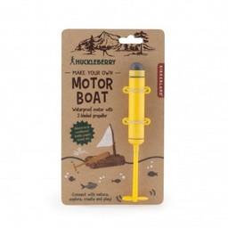 Kikkerland design Motor - maak je eigen motorboot