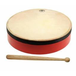 Rattlesnake muziekinstrumenten voor kinderen Handtrommel