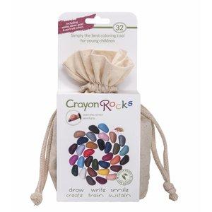 Crayon Rocks Crayon Rocks - 32 kleurkrijtjes in een zakje