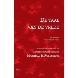 Uitgeverij Ank Hermes kinderboeken De taal van de vrede - geweldloos communiceren